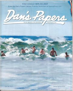 Dans papers cover