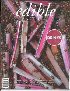 Edible East End Cover 2
